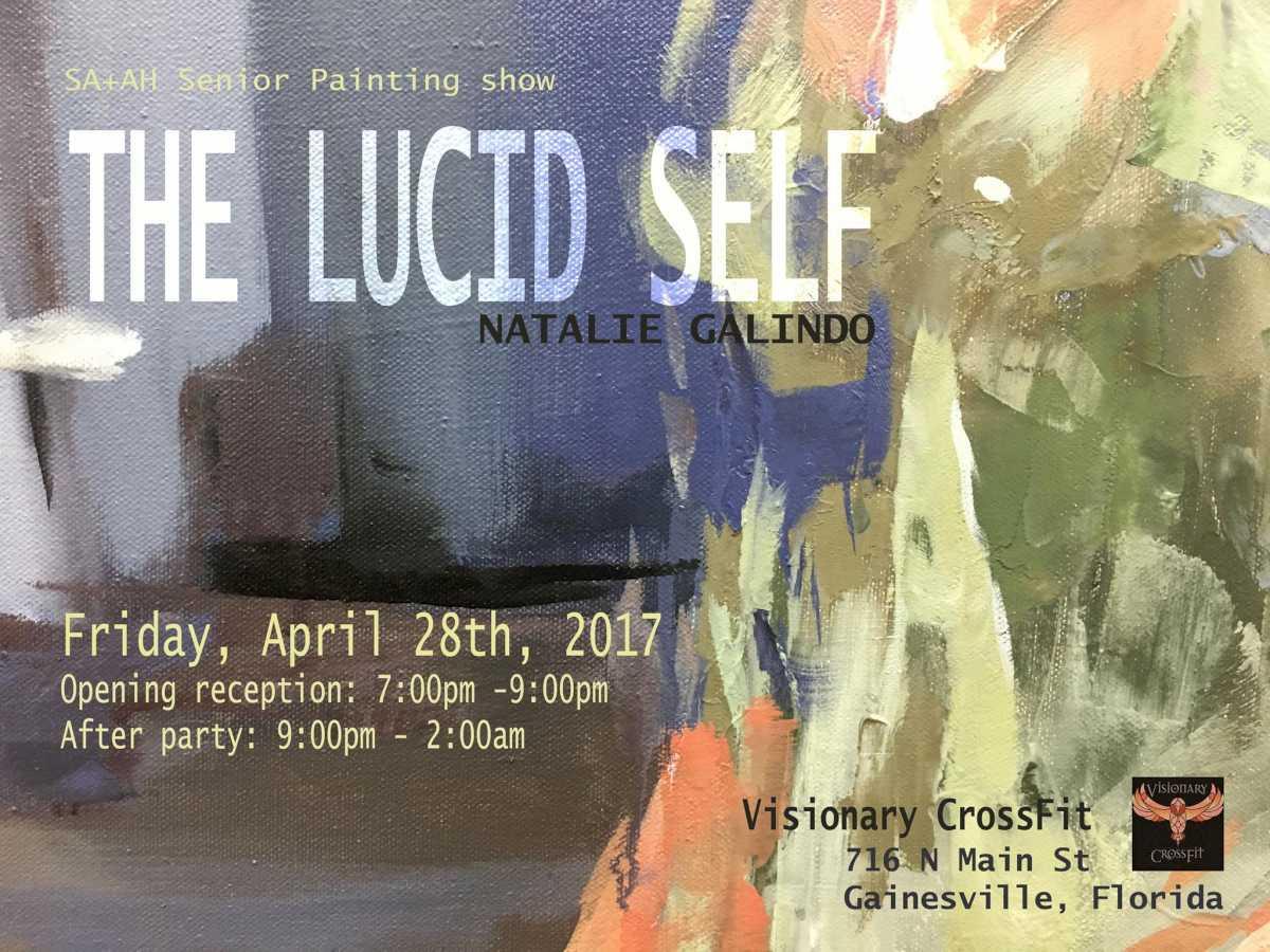the lucid self  natalie galindo