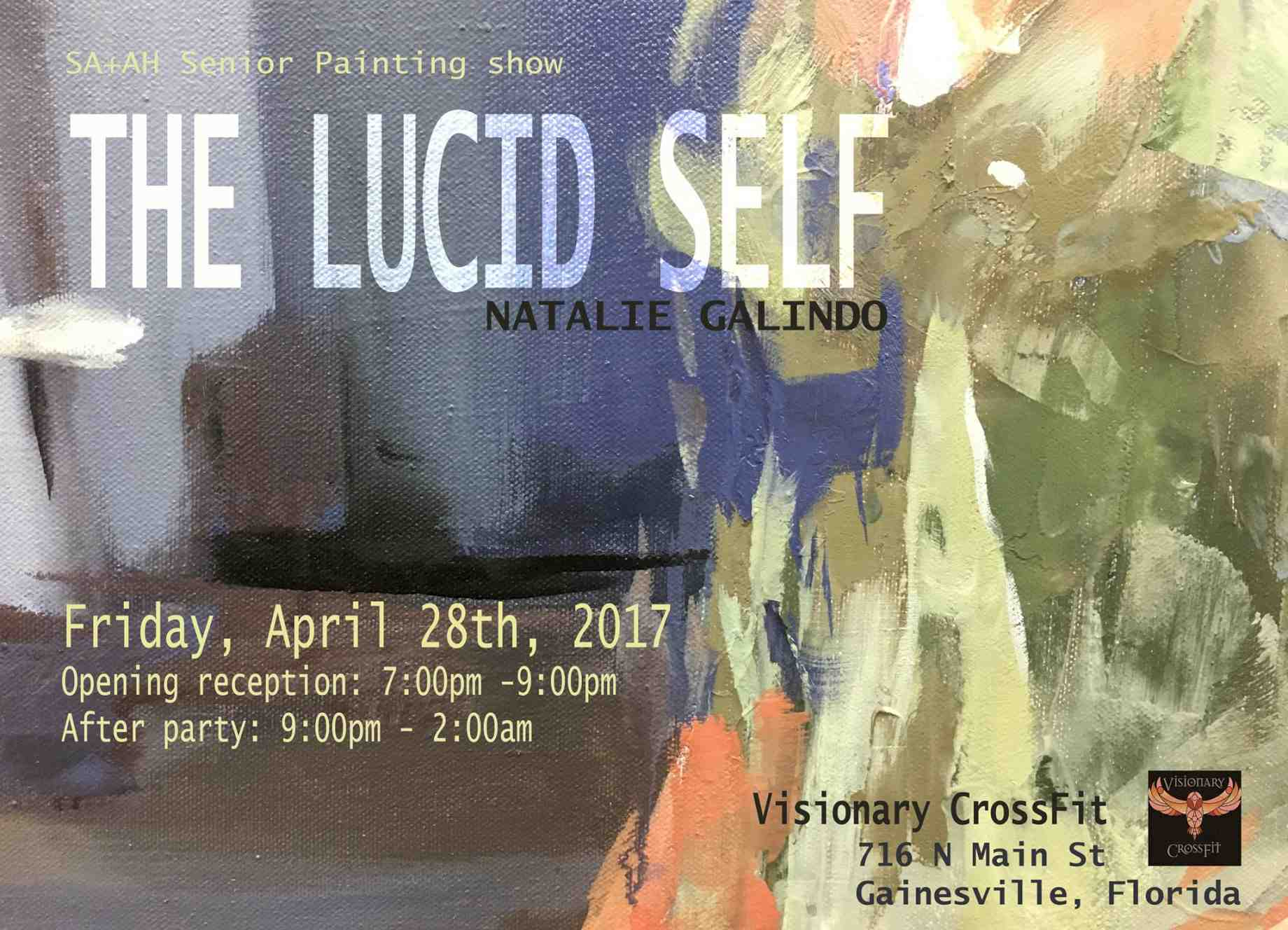 the lucid self natalie galindo events college of the arts the lucid self natalie galindo