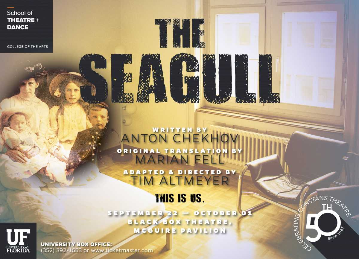 an analysis of symbolism in the seagull by anton chekhov Whether you love the works of russian playwright anton chekhov or from the seagull (his scathing analysis of the playwright chekhov dreams' at theatre row.