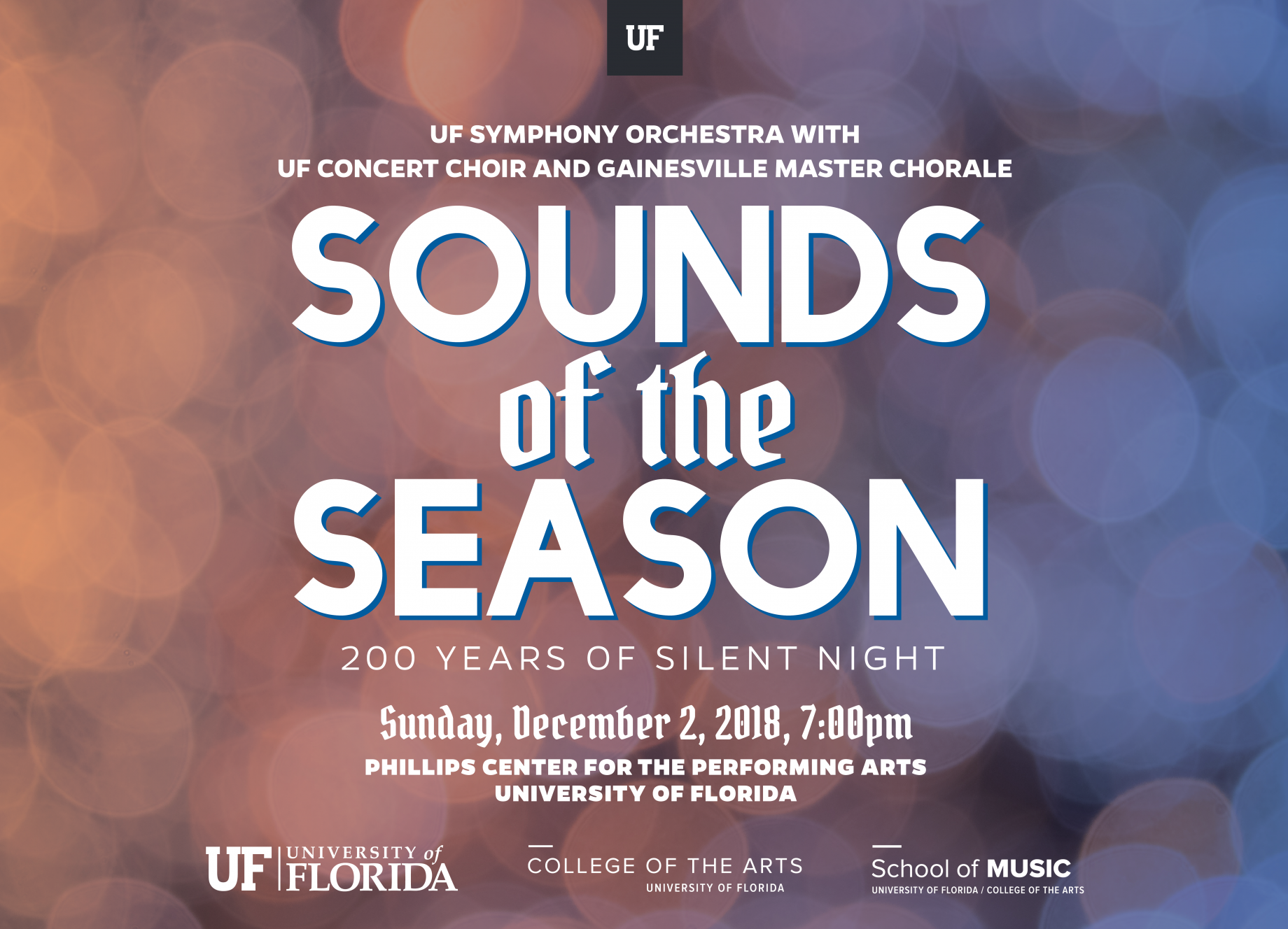 Sounds of the Season | Events | College of the Arts