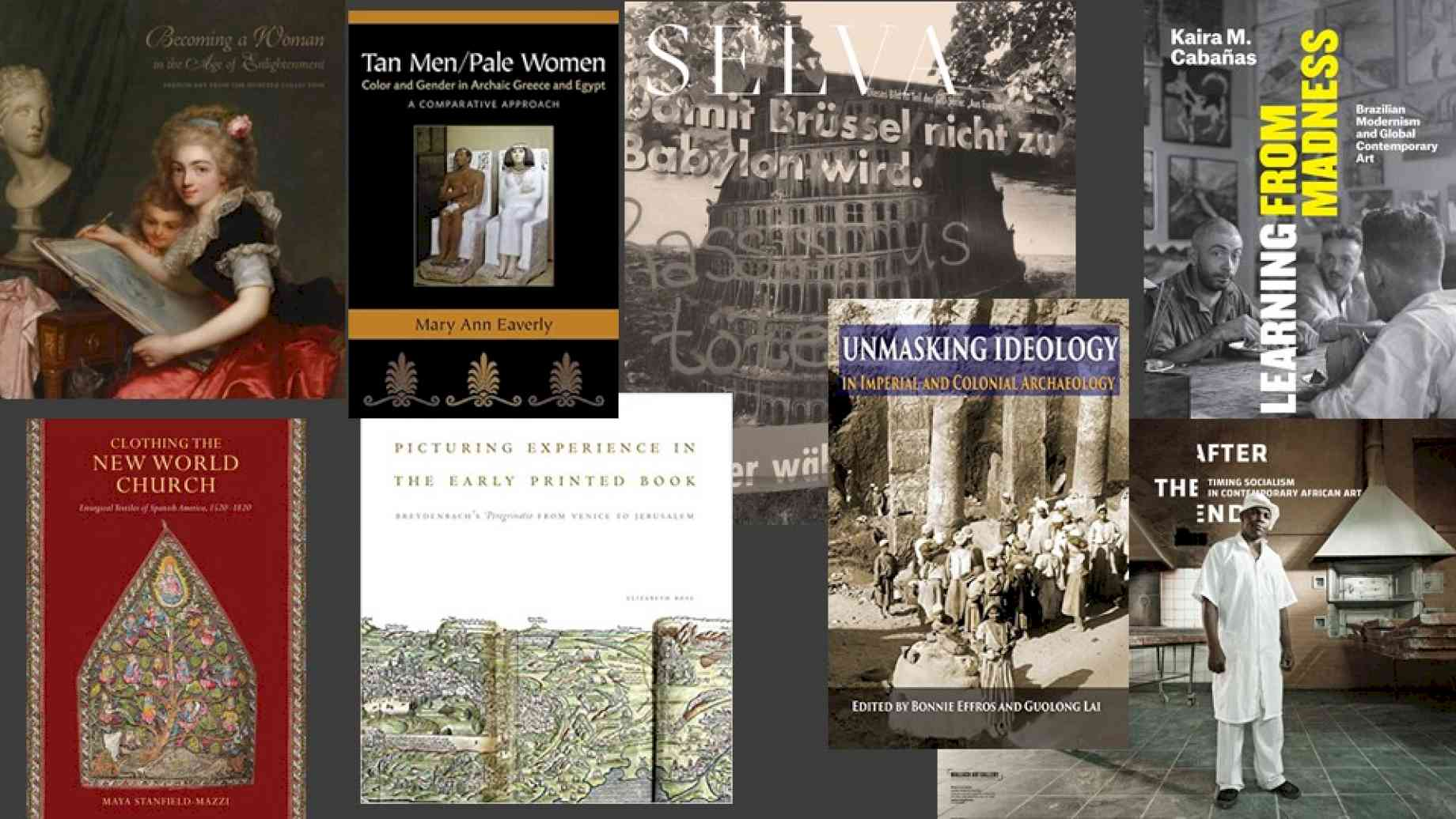 Publications by Art History Faculty