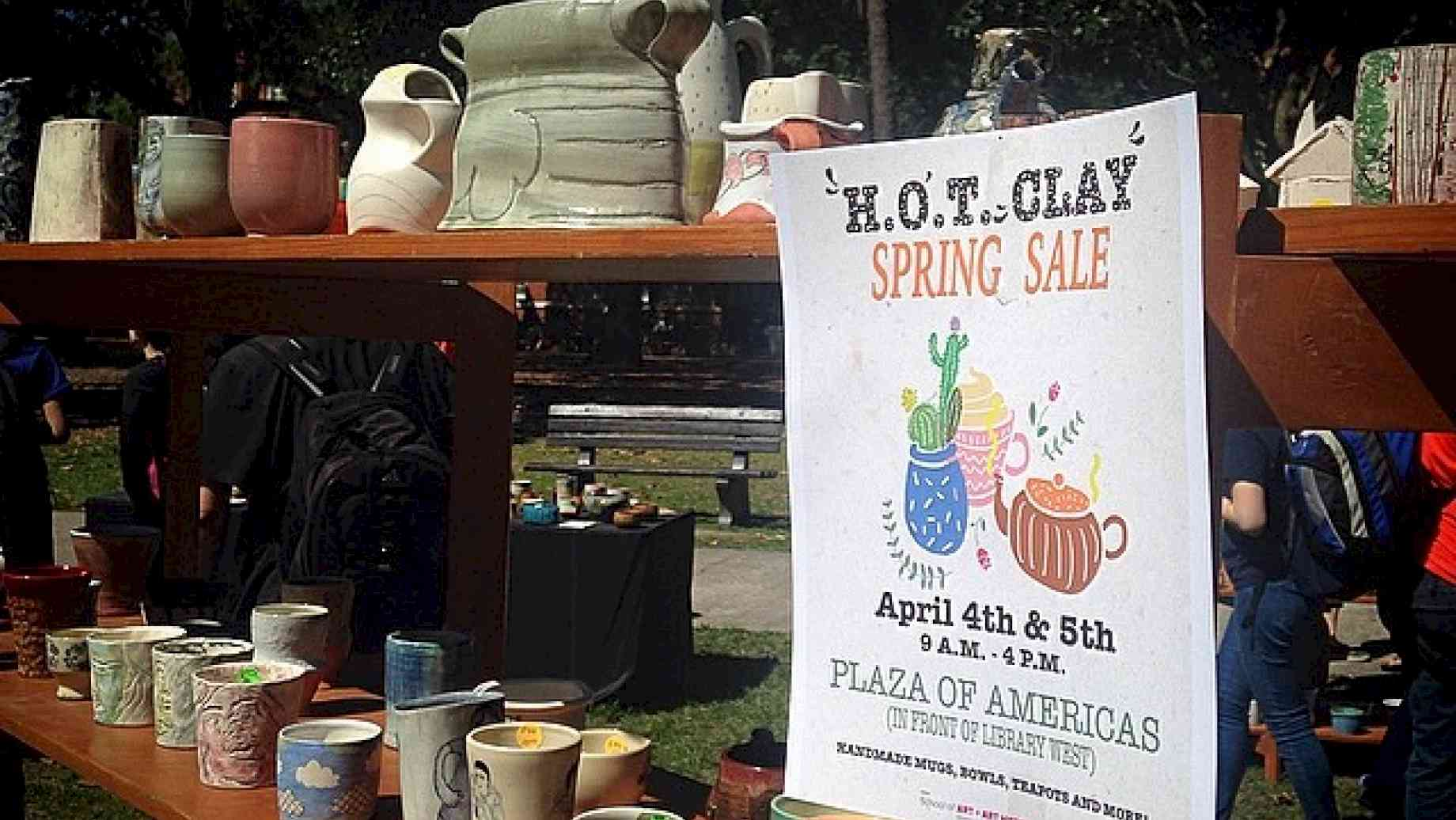 HOT Clay Spring Sale