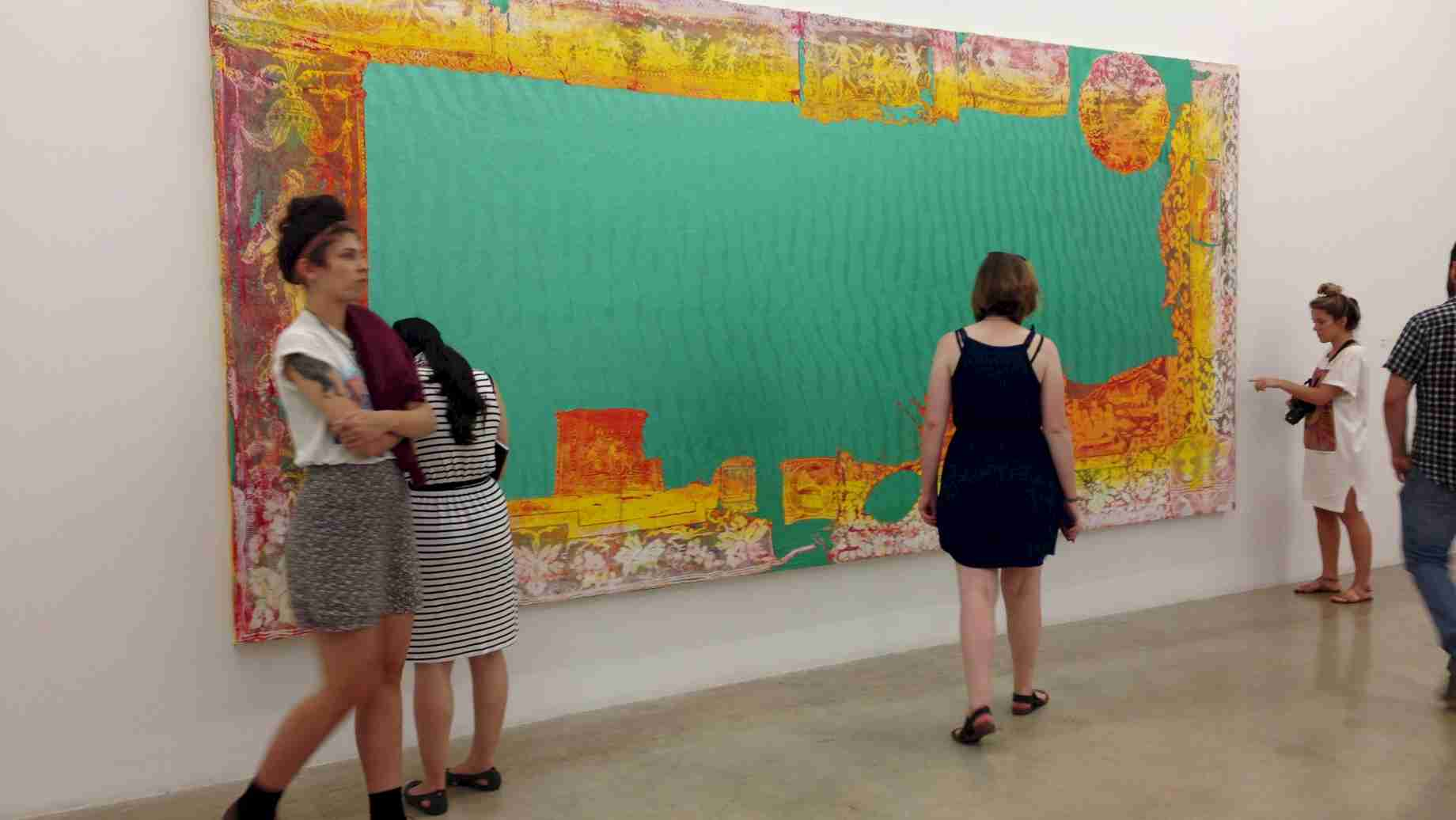 Field trip to Miami galleries and museums