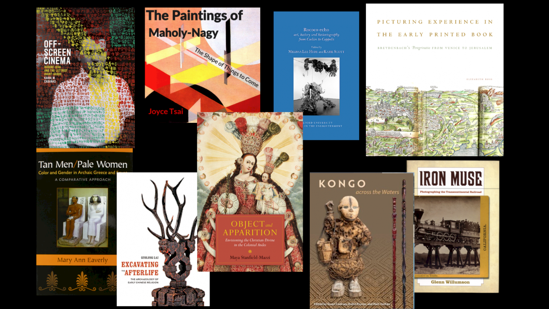 Books Recently Published by Art History Faculty