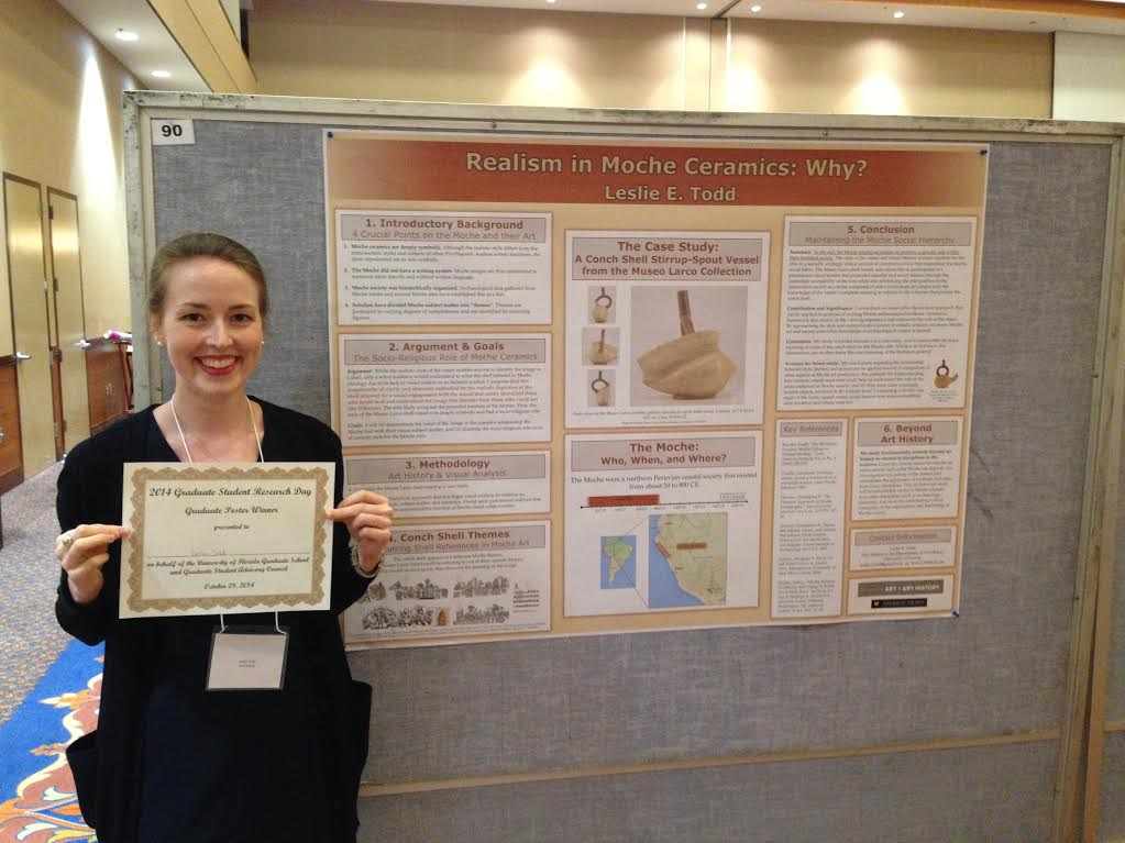 Ph D Student Wins Competition With Poster Featuring