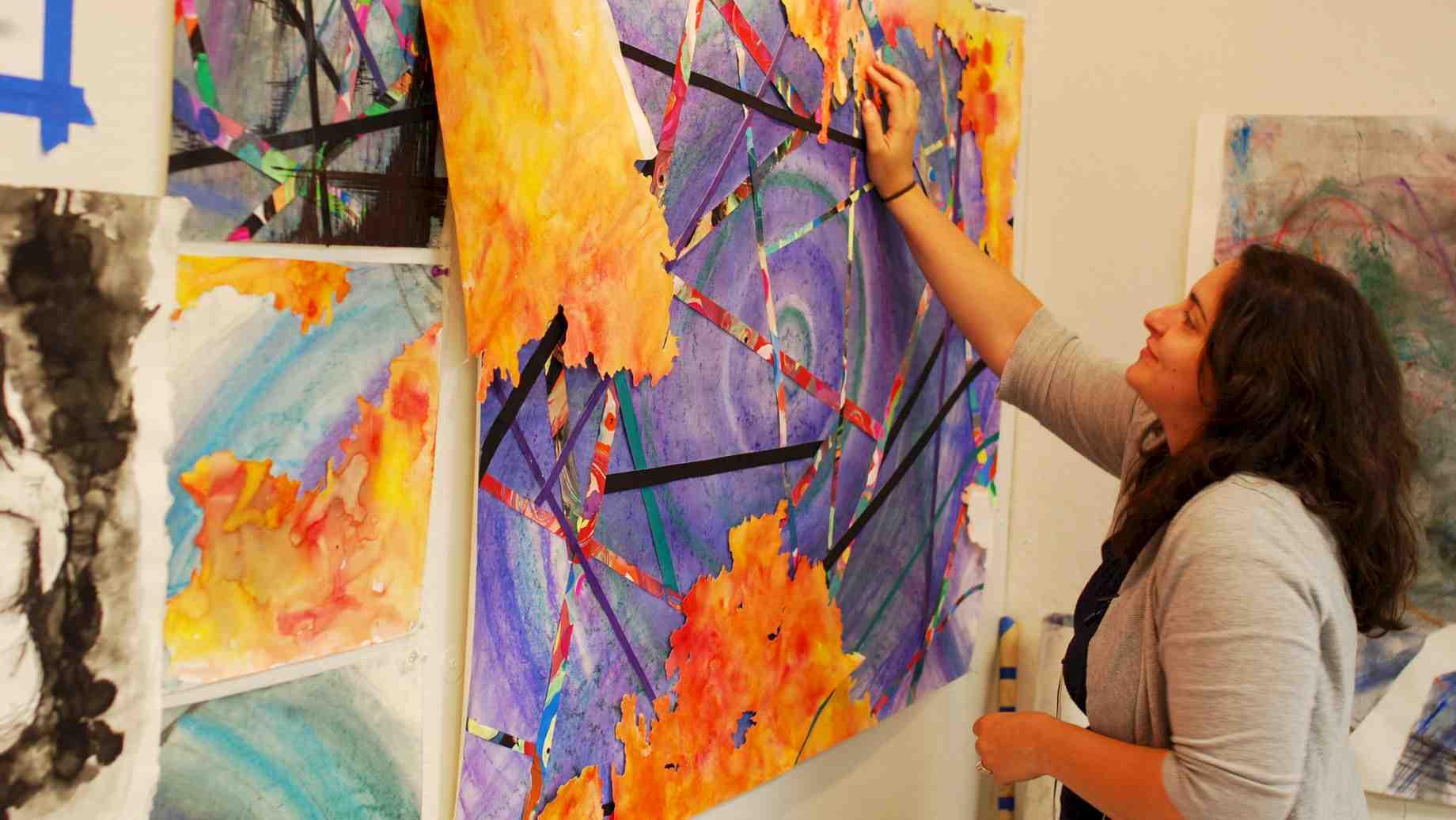 summer studio classes art education programs degrees school