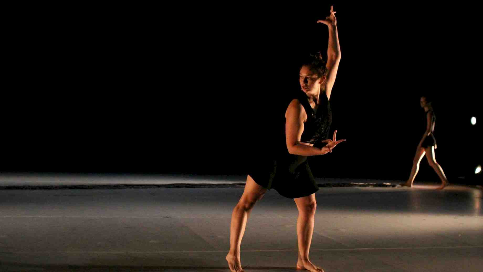 Nicole Assanti: BFA Dance (2015) & Center for World Arts/ Harn Choreographer-in-Residence, Summer 2015. (Photo, Jordan Albright)