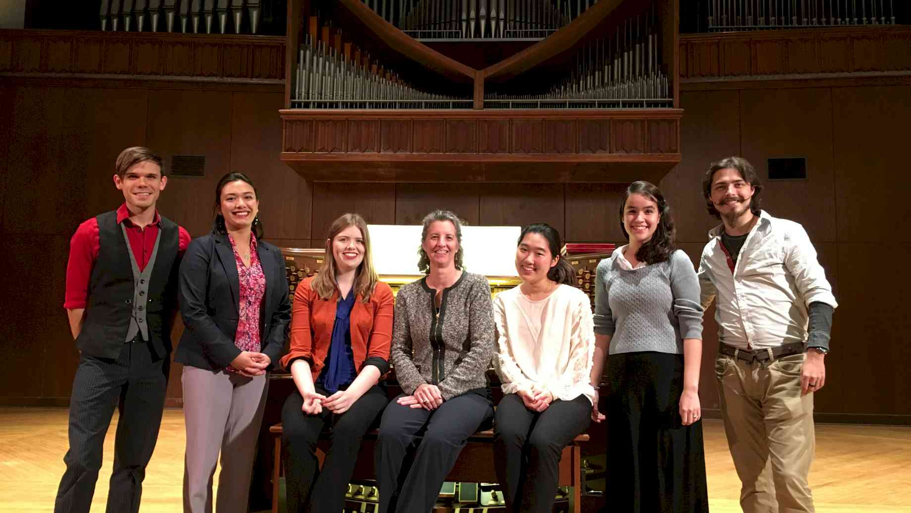 UF Organ Studio Recital, November 20, 2017