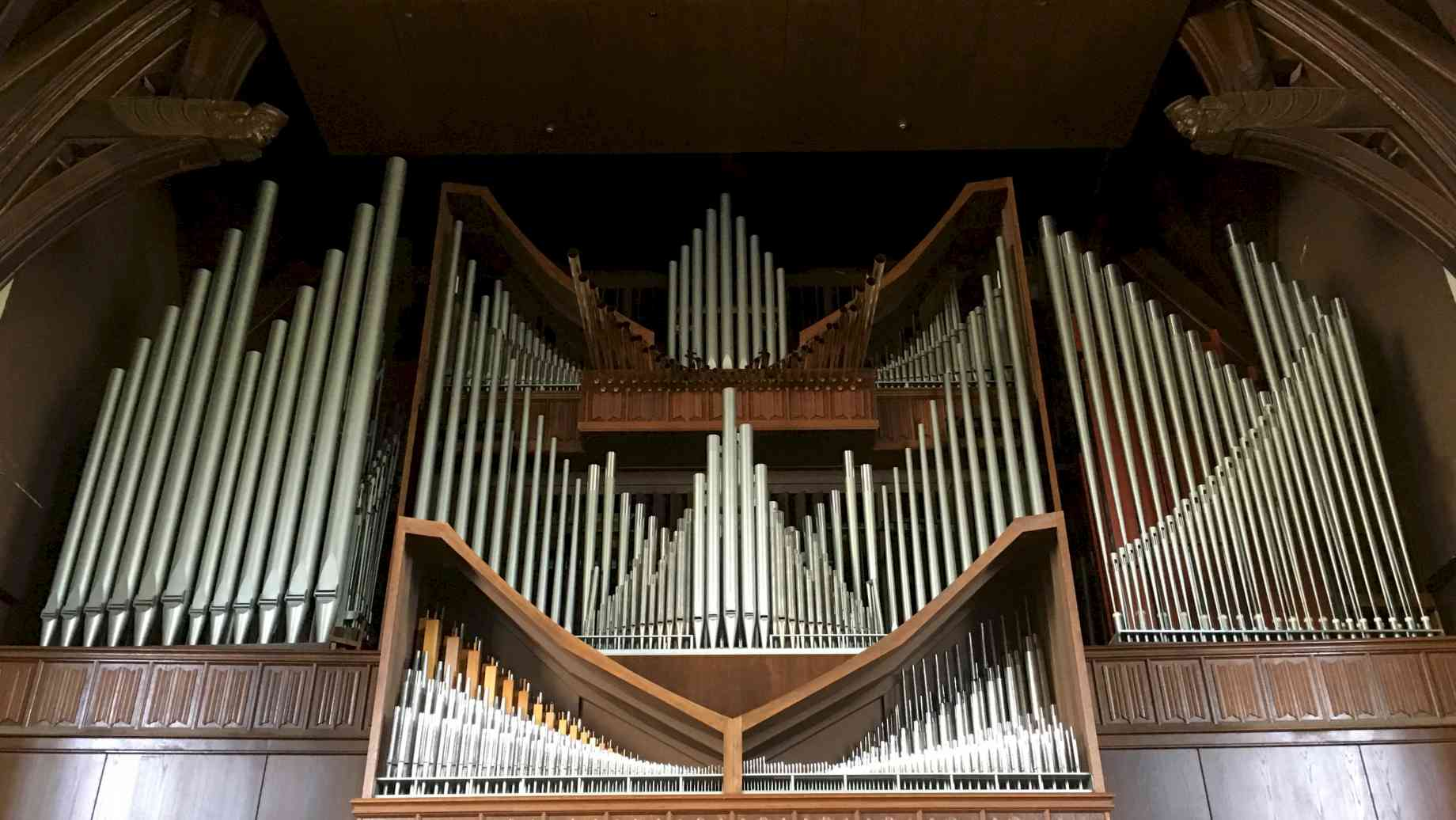 UA Organ Pipes